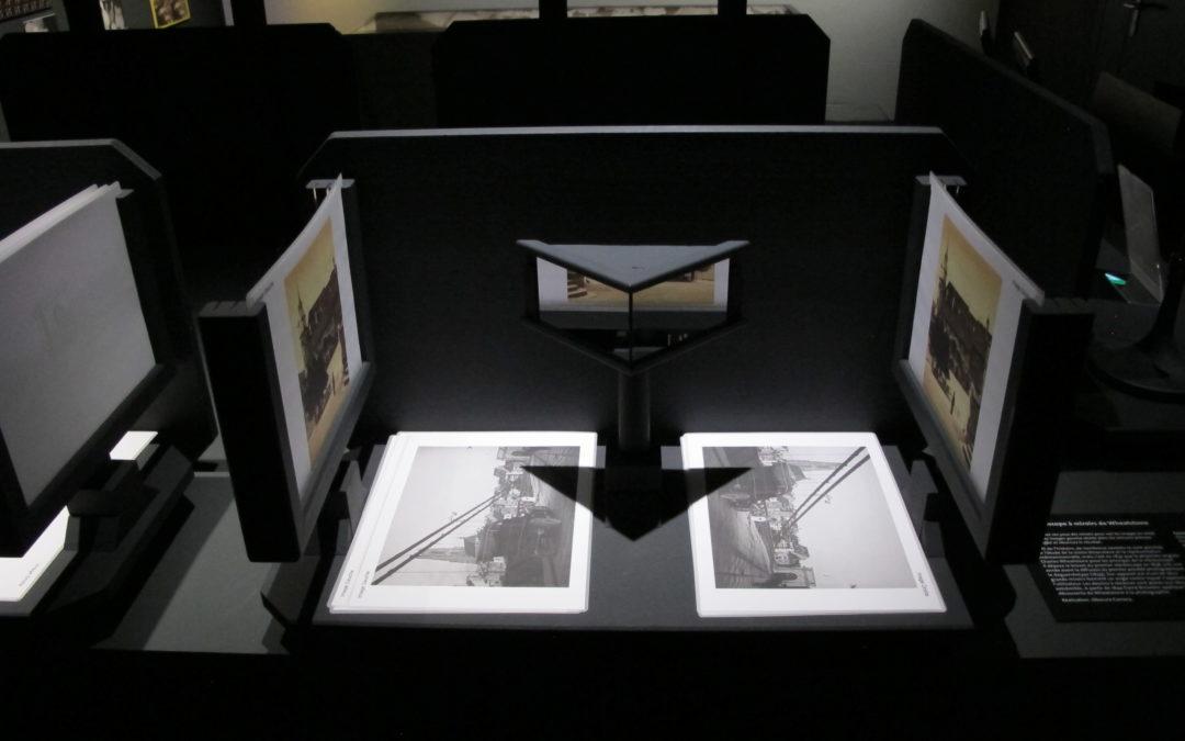 Retour Expo «DU RELIEF DANS LA PHOTOGRAPHIE»